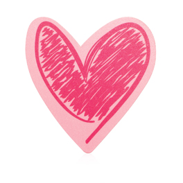 Manicure Nail File (URU) in Gives Heart - 3009