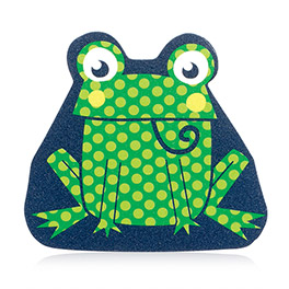 Manicure Nail File in Frog - 3009