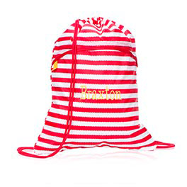 Cinch Sac (RMHC) in Red Wave - 3039