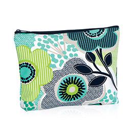 Zipper Pouch in Fabulous Floral - 3045