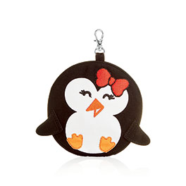 Icon Coin Purse in Miss Penguin - 3400