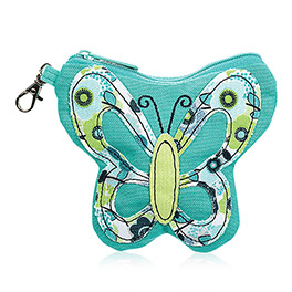 Icon Coin Purse in Butterfly - 3400