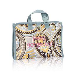 Timeless Beauty Bag in Parisian Garden - 3849
