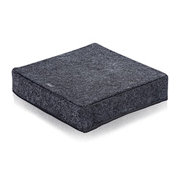 Your Way Cube Lid in Felt     - 4242
