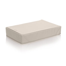 Your Way Rectangle Lid in Taupe - 4243