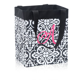 Essential Storage Tote in Medallion Medley - 4446