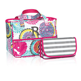 True Beauty Bag in Bubble Bloom - 4484