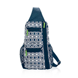 Sling-Back Bag in Navy Perfect Pendant - 4538