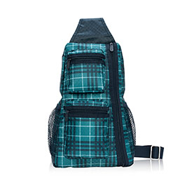 Sling-Back Bag in Totally Tartan - 4538