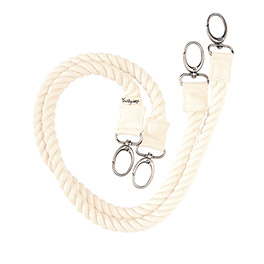 Canvas Crew Strap in Natural Rope - 4878