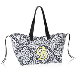 Soft Utility Tote in Medallion Medley - 4942
