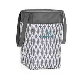Stand Tall Bin in Charcoal Links - 4947