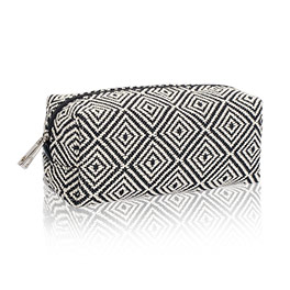 Uptown Mini Pouch in Graphic Weave - 4954