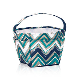 Creative Caddy in Dotty Chevron - 6105