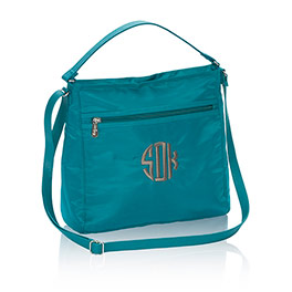 Everything Crossbody in Teal Affair - 6210