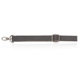 The Skinny Strap in City Charcoal Pebble - 8036
