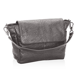 Fashion Week in City Charcoal Vintage Pebble - 8044