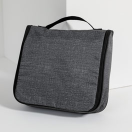 Hanging Traveler Case in Charcoal Crosshatch - 8161