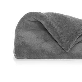 Super Soft Blanket in Grey - 8229