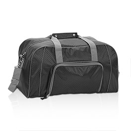 All Packed Duffle in Black - 8319