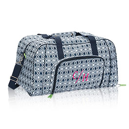 All Packed Duffle in Navy Perfect Pendant - 8319