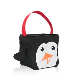 Icon Littles Carry-All Caddy in Penguin Pal - 8330