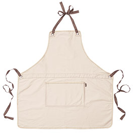 Gather Together Apron in Natural - 8354