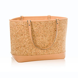 Style Setter in Tan Metallic Cork - 8406