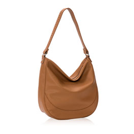 Midway Hobo in Caramel Charm Pebble - 8506