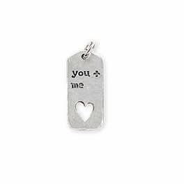 Keepsake Charm in You + Me - 8514