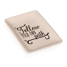 Keepsake Tray in Follow Your Own Path - 8598