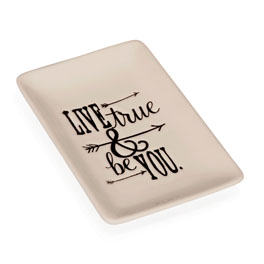 Keepsake Tray in Live True & Be You - 8598