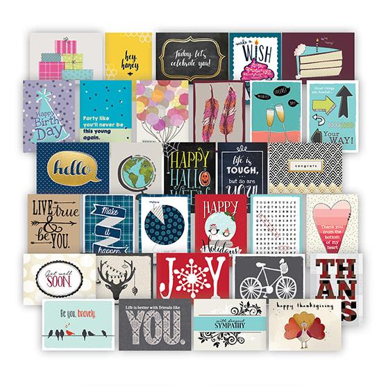 Celebrate Card Set